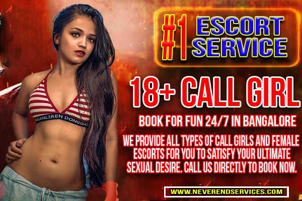18 plus escorts n call girls in Bangalore
