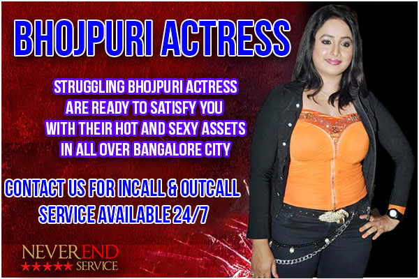Bhojpuri actress escorts in Bangalore for Bihari fun