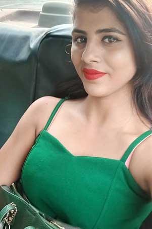 female companion in bangalore